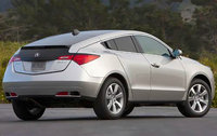 2010 Acura ZDX, Back Right Quarter View, exterior, manufacturer