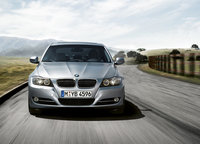 2010 BMW 3 Series, Front View, exterior, manufacturer