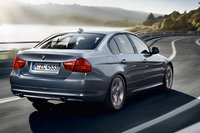 2010 BMW 3 Series, Back Right Quarter View, exterior, manufacturer