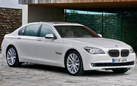 2010 BMW 7 Series, Front Right Quarter View, exterior, manufacturer