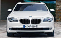 2010 BMW 7 Series, Front View, exterior, manufacturer