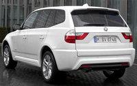 2010 BMW X3, Back Left Quarter View, exterior, manufacturer, gallery_worthy