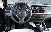 2010 BMW X6, Interior View, interior, manufacturer