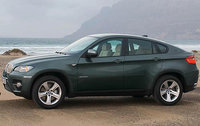 2010 BMW X6, Left Side View, exterior, manufacturer, gallery_worthy