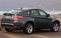 2010 BMW X6, Back Right Quarter View, exterior, manufacturer, gallery_worthy