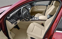 2010 BMW X6, Interior View, interior, manufacturer