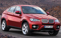 2010 BMW X6, Front Right Quarter View, exterior, manufacturer, gallery_worthy