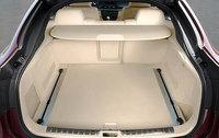 2010 BMW X6, Interior Cargo View, interior, manufacturer