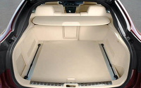 2010 BMW X6, Interior Cargo View, manufacturer, interior