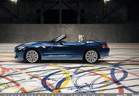 2010 BMW Z4, Left Side View, manufacturer, exterior