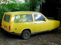 1978 Reliant Robin Overview