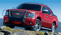 2010 Chevrolet Avalanche, Front Left Quarter View, exterior, manufacturer