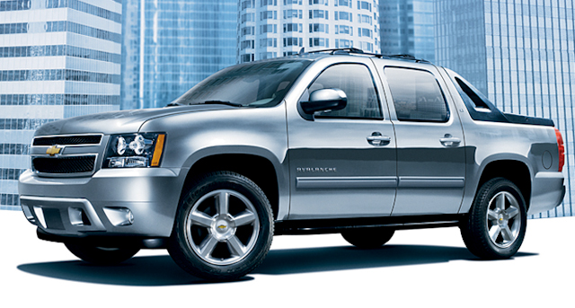 2010 Chevrolet Avalanche, Front Left Quarter View, manufacturer, exterior