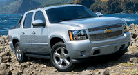 2010 Chevrolet Avalanche, Front Right Quarter View, exterior, manufacturer