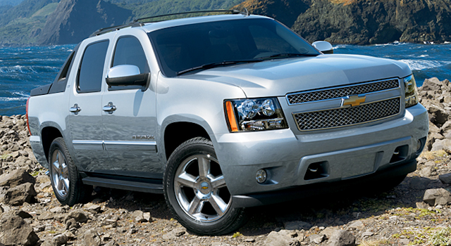 2010 Chevrolet Avalanche, Front Right Quarter View, manufacturer, exterior