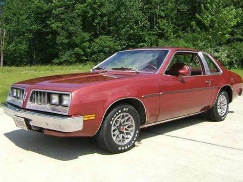 Picture of 1978 Pontiac Sunbird