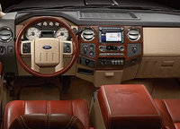2010 Ford F-350 Super Duty, Interior View, interior, manufacturer
