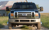 2010 Ford F-450 Super Duty, Front View, exterior, manufacturer