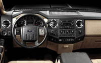 2010 Ford F-450 Super Duty, Interior View, interior, manufacturer