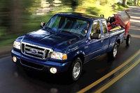 2010 Ford Ranger, Front Left Quarter View, exterior, manufacturer