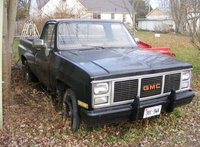 1984 GMC C/K 10 Picture Gallery