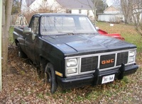 1984 GMC C/K 10 Overview