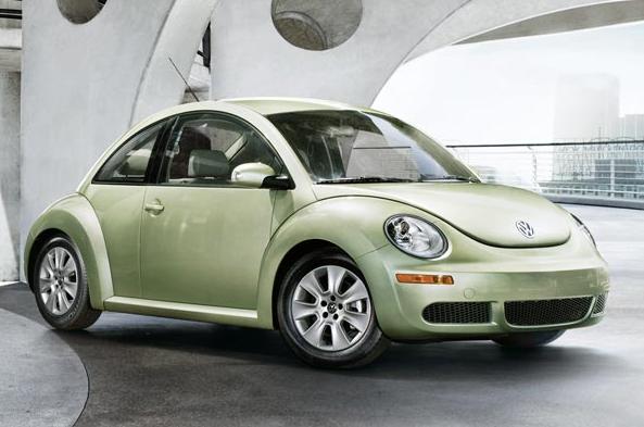 2010 Volkswagen Beetle, 2010 VW Beetle , exterior, manufacturer