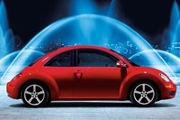 2010 Volkswagen Beetle, side view, exterior, manufacturer