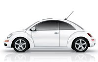 2010 Volkswagen Beetle, side view, manufacturer, exterior