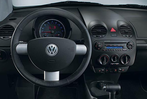 2010 Volkswagen Beetle, steering wheel , interior, manufacturer