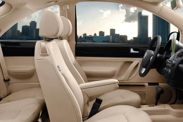 2010 Volkswagen Beetle, seating , interior, manufacturer