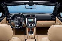 2010 Volkswagen Eos, front view , interior, manufacturer