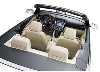 2010 Volkswagen Eos, aerial view , interior, manufacturer