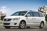 2010 Volkswagen Routan, 2010 VW Routan, exterior, manufacturer