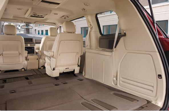 2010 Volkswagen Routan - Interior Pictures - CarGurus