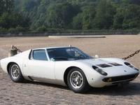 1969 Lamborghini Miura Overview