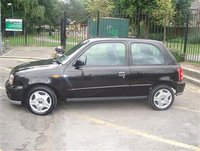 Picture of 1998 Nissan Micra, exterior, gallery_worthy