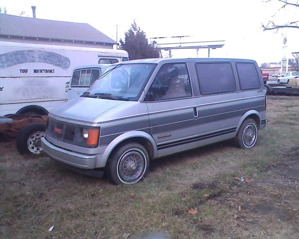 Picture of 1990 GMC Safari 3 Dr SLX Passenger Van