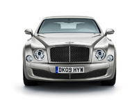1992 Bentley Mulsanne Overview