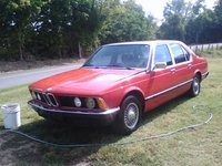 1979 BMW 7 Series, just a pic of my car that i took after i washed it, exterior