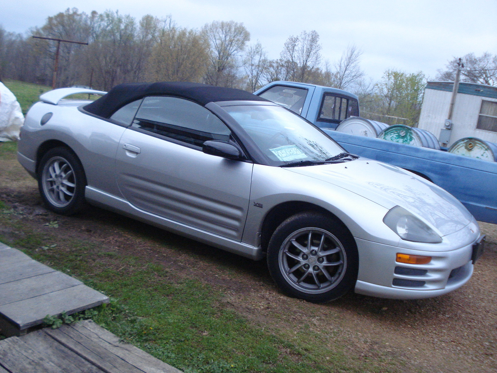 2002 Mitsubishi Eclipse Spyder Pictures Cargurus