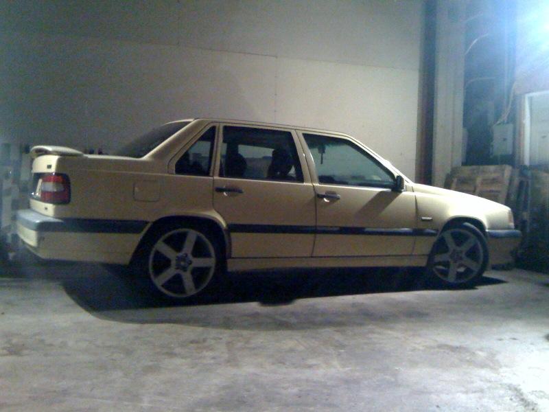 1995 850 volvo. 1995 Volvo 850 4 Dr T5R Turbo