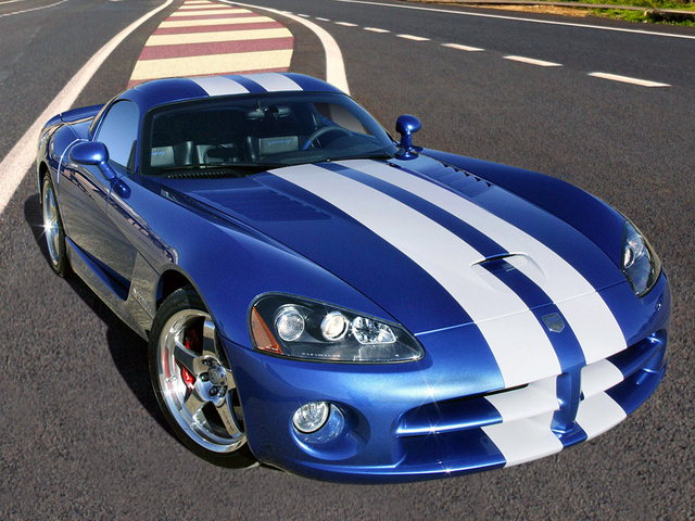 Picture of 2008 Dodge Viper SRT10 Coupe