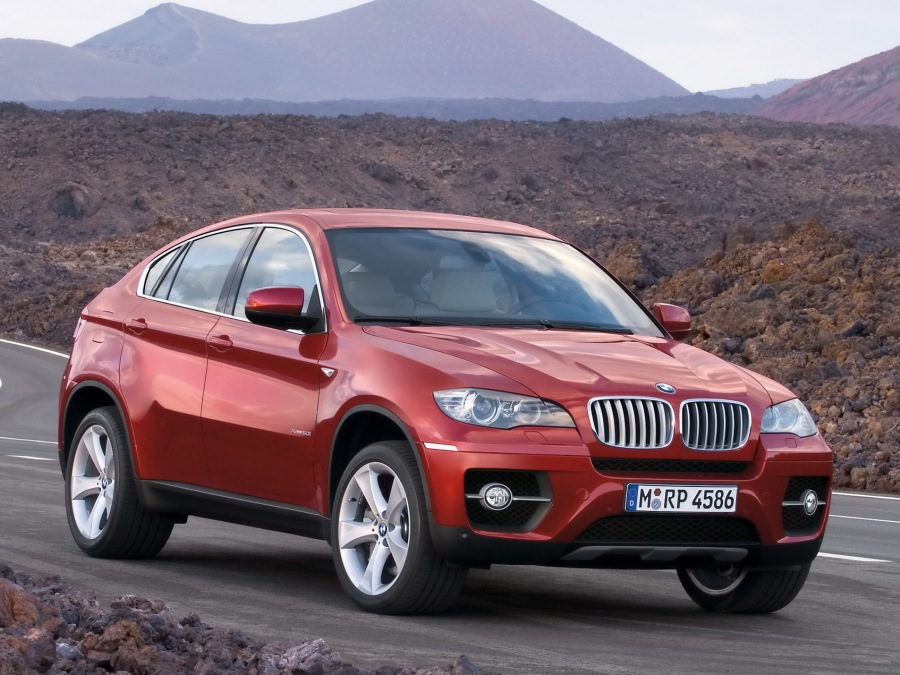 2009 BMW X6 xDrive35i picture