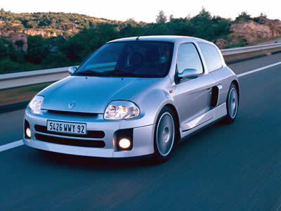 Picture of 2002 Renault Clio