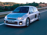 2002 Renault Clio Overview