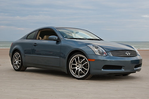 2005 Infiniti G35 Coupe picture