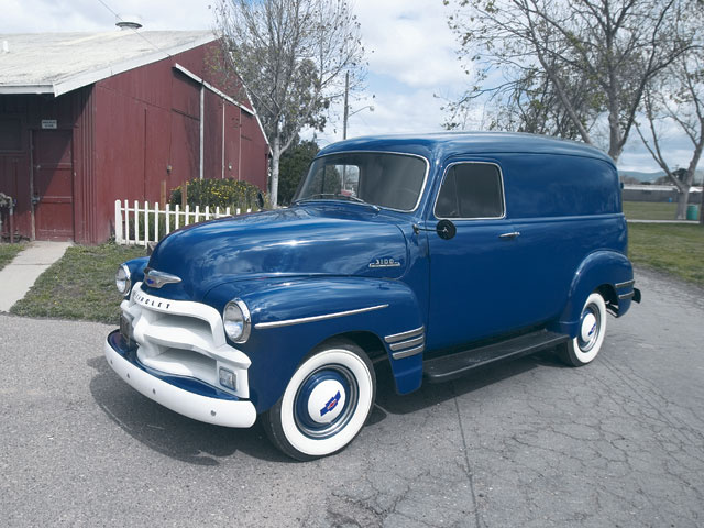 Picture of 1954 Chevrolet Suburban