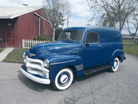 1954 Chevrolet Suburban Overview