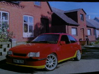 1990 Opel Kadett Overview